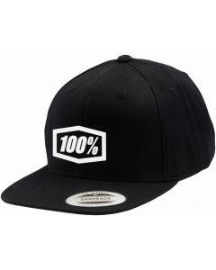 100% Essential Snapback Cap