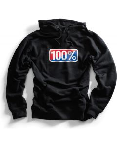 100% Classic Pullover Hoodie