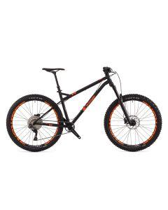 Orange P7 S 27.5-inch 2019 Bike - Satin Black