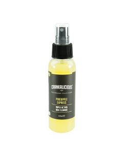 Crankalicious Pineapple Express Spray Wash - 100ml