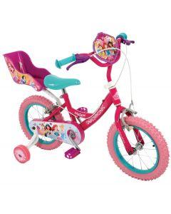 Disney Princess 14-Inch Girls Bike