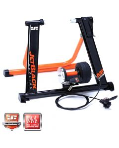 Jet Black M5 Mag Pro Turbo Trainer and App