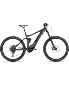 Cube Stereo Hybrid 140 Race 500 27.5-Inch 2019 Electric Bike