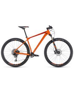 Cube Reaction Race 29er 2018 Bike - Orange/Red