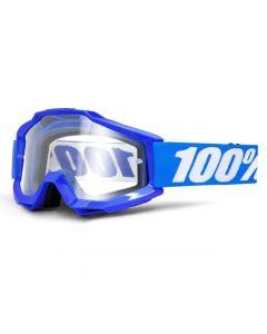 100% Accuri OTG Goggles - Reflex Blue