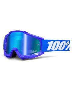 100% Accuri Goggles - Reflex Blue