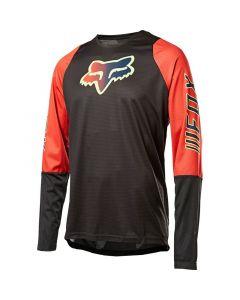 Fox Defend Reno Fox Head Long Sleeve Jersey
