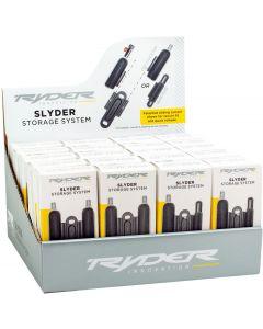 Ryder Slyder Slugplug 16g CO2 Storage System 24 Pack