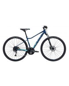 "Marin San Anselmo DS3 700c 2018 Womens Bike - Indigo 15"""