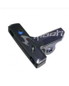 Moon Saddle Mount for Lights and Action Cameras
