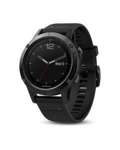 Garmin Fenix 5 Sapphire GPS Watch - Black
