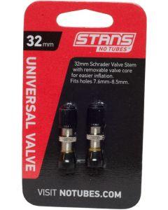 Stans No Tubes Universal Tubeless Valves - Schrader