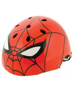 Spiderman Kids Ramp Helmet