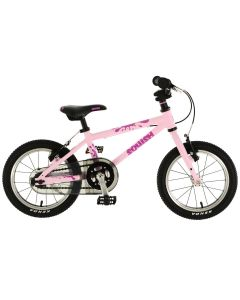 Squish 14 Kids Bike - 14-inch - Pink