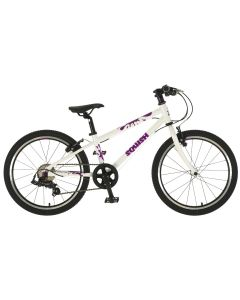 Squish 20 Kids Bike - 20-inch - White