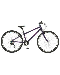 Squish 26 Kids Bike - 26-inch - Purple