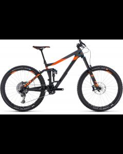 Cube Stereo 160 C:62 TM 27.5-inch 2018 Bike