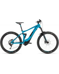 Cube Stereo Hybrid 140 Pro 500 27.5-Inch 2019 Electric Bike