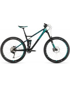Cube Sting WS 140 HPC Race 27.5-Inch 2019 Womens Bike
