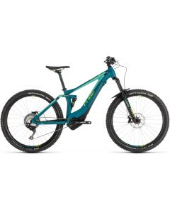 Cube Sting Hybrid 140 Race 500 27.5 2019 Womens Electric Bike