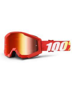 100% Strata Jr Goggles - Furnace