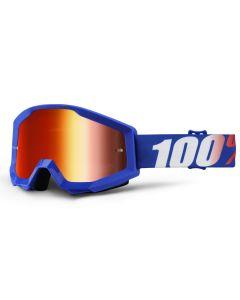 100% Strata Jr Goggles - Nation