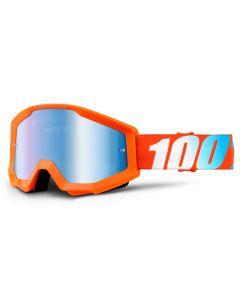 100% Strata Jr Goggles - Orange