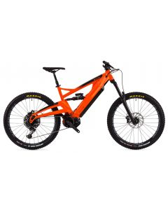 Orange Surge RS 27.5-Inch 2019 Electric Bike