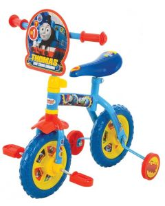 Thomas And Friends 2-In-1 10-Inch Training Bike