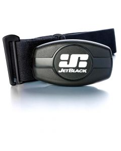 Jet Black Dual Band Heart Rate Monitor