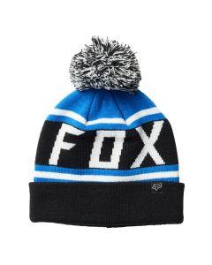 Fox Throwback 2018 Beanie - Black/Blue