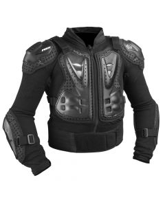 Fox Titan Youth Sport Jacket Long Sleeve Body Armour