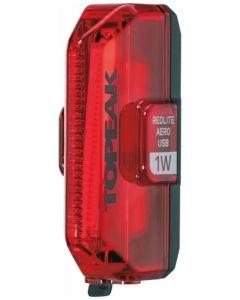 Topeak Redlite Aero 1W USB Rear Light