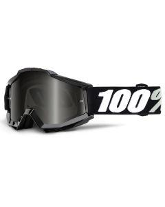 100% Accuri Sand Goggles - Tornado Black