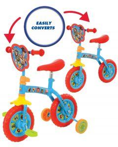 Toy Story 2-in-1 10-Inch Kids Training Bike