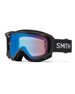 Smith Fuel V.2 2018 Goggles - Black/ChromaPop Contrast Rose Flash