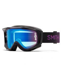 Smith Fuel V.2 2018 Goggles - Violet Burst/ChromaPop Contrast Rose Flash