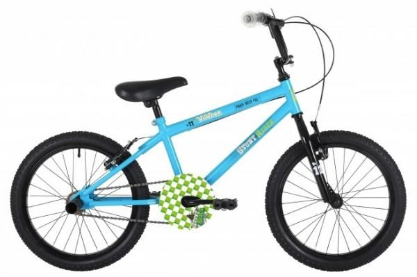 Bumper Stunt Rider 14-inch 2017 Kids Bike