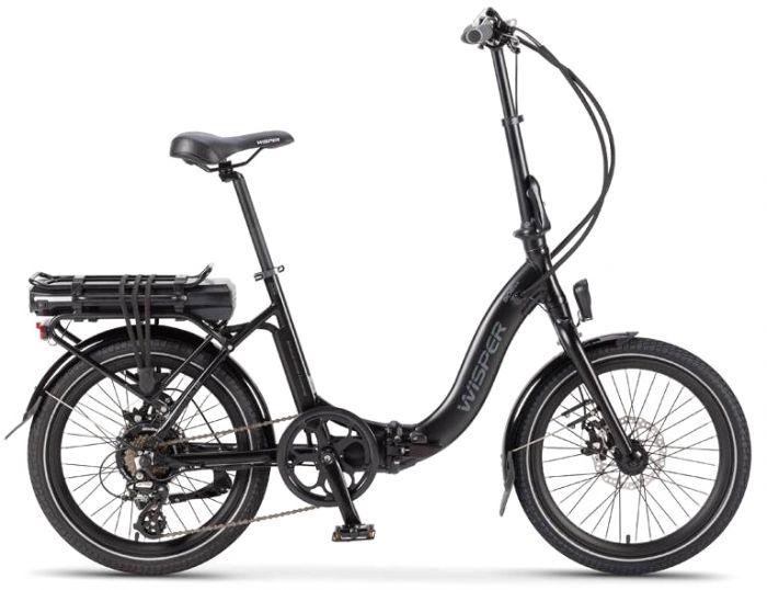 Wisper 806 SE 20-Inch Folding Electric Bike