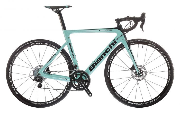Bianchi Aria Aero Potenza Disc Compact 2018 Bike