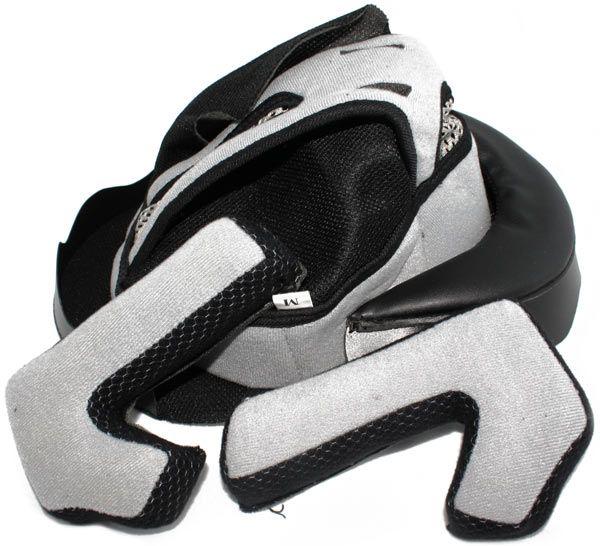 Bluegrass Intox Replacement Helmet Pad Set
