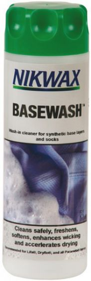 Nikwax Basewash Base Layer Cleaner
