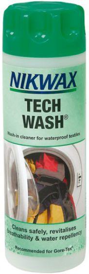Nikwax Tech Wash 100ml Waterproof Fabric Cleaner