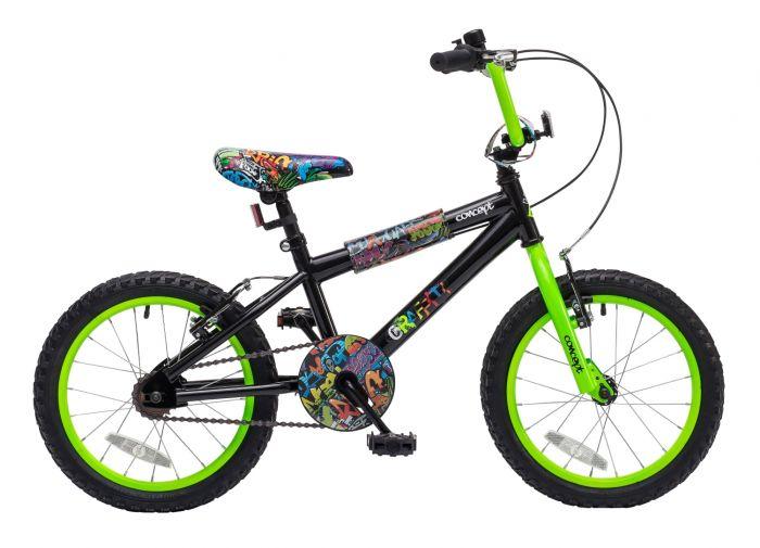 Concept Graffiti 16-Inch 2019 Boys Bike