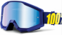 100% Strata Tinted Lens Goggles