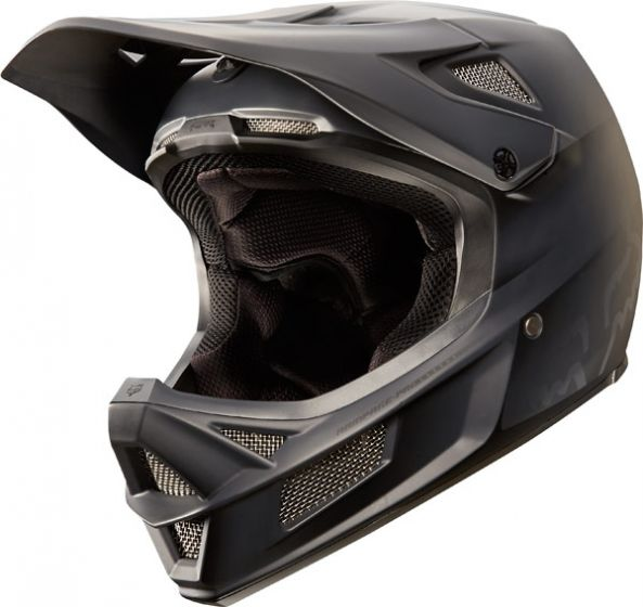 Fox Rampage Pro Carbon Matte Black MIPS 2018 Helmet