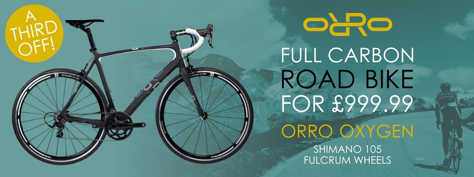 Orro Oxygen Road Bike